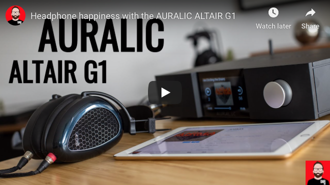 Darko reviews the Auralic G1 Altair