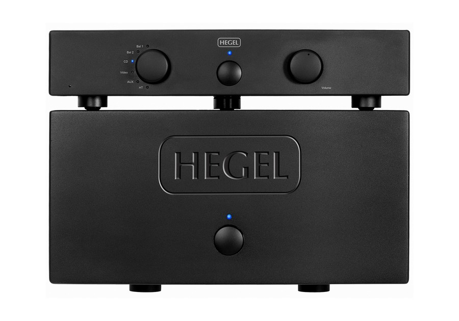 Ultimate Stream does high end Hegel!
