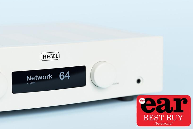 Hegel's H190 gets Best Buy from The Ear