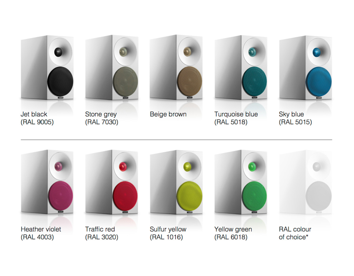 Amphion Argon ColourS