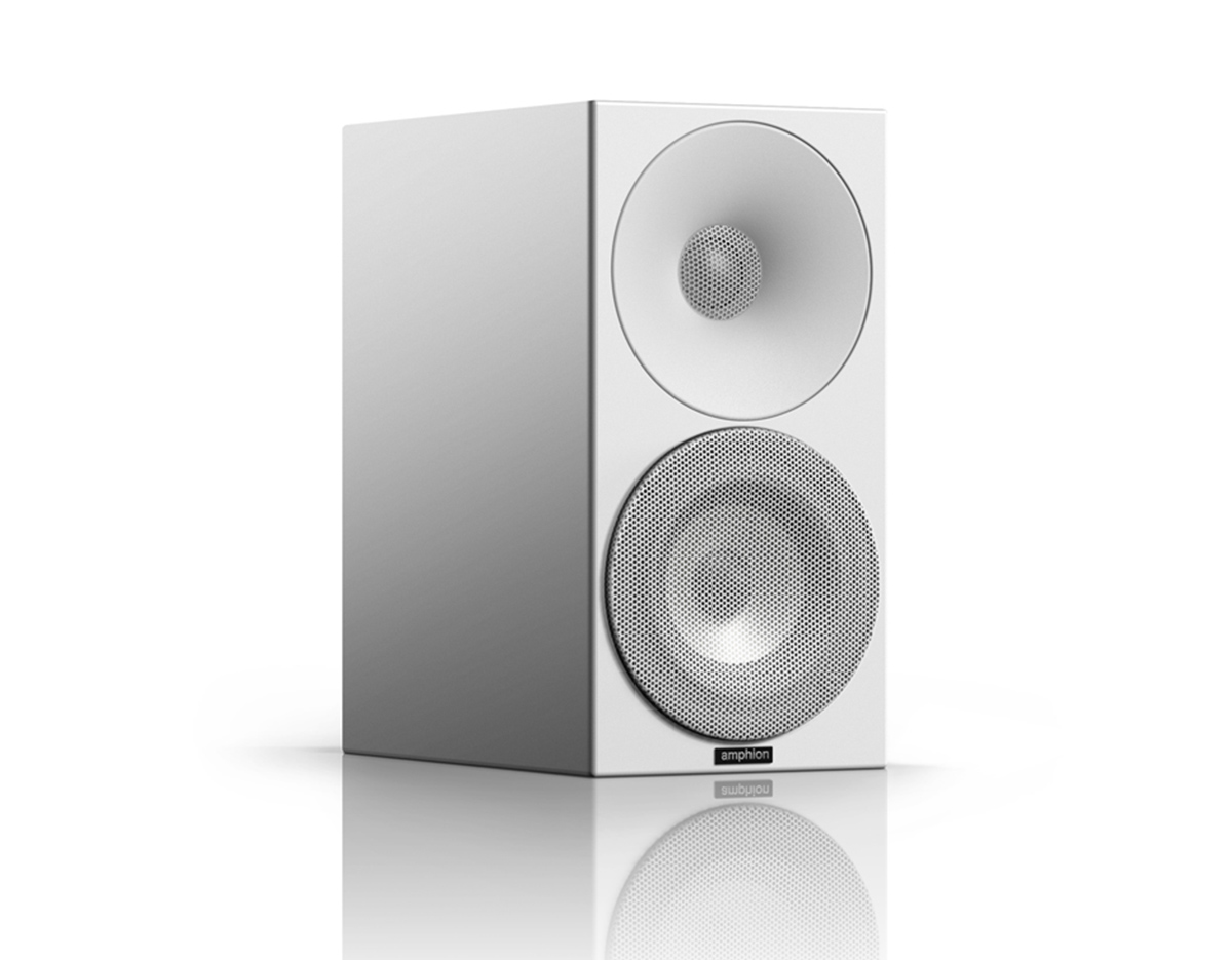 Amphion Argon0 White New Angle