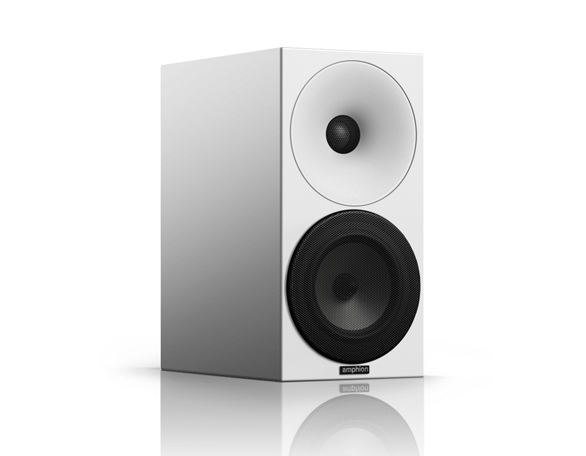 Amphion Argon1 jet black