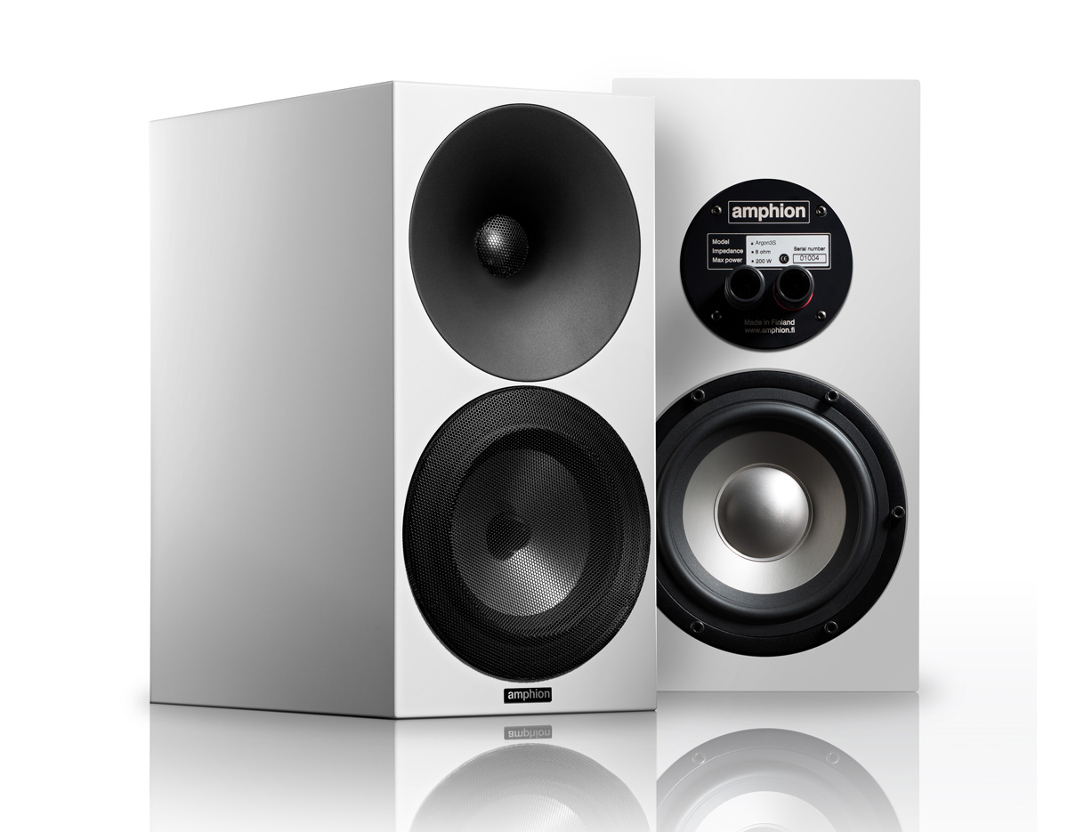 Amphion Argon3s Standardwhite