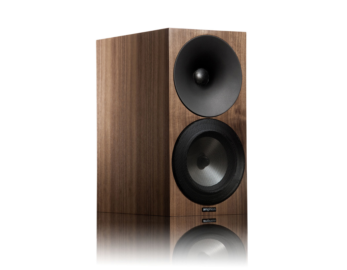 Amphion Argon3s Walnut