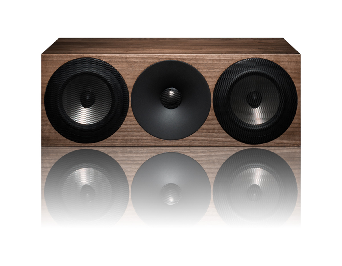 Amphion Argon5C Walnut