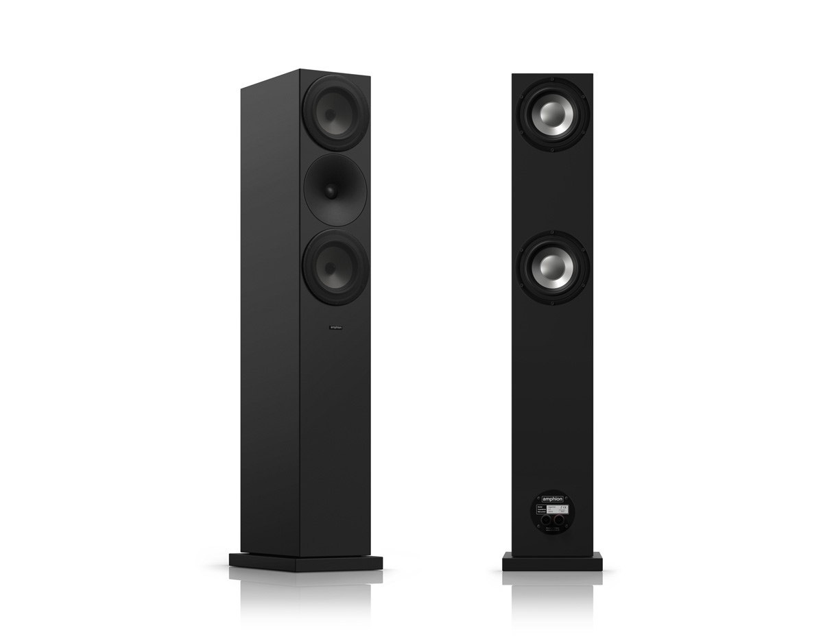 Amphion Argon7LS Black