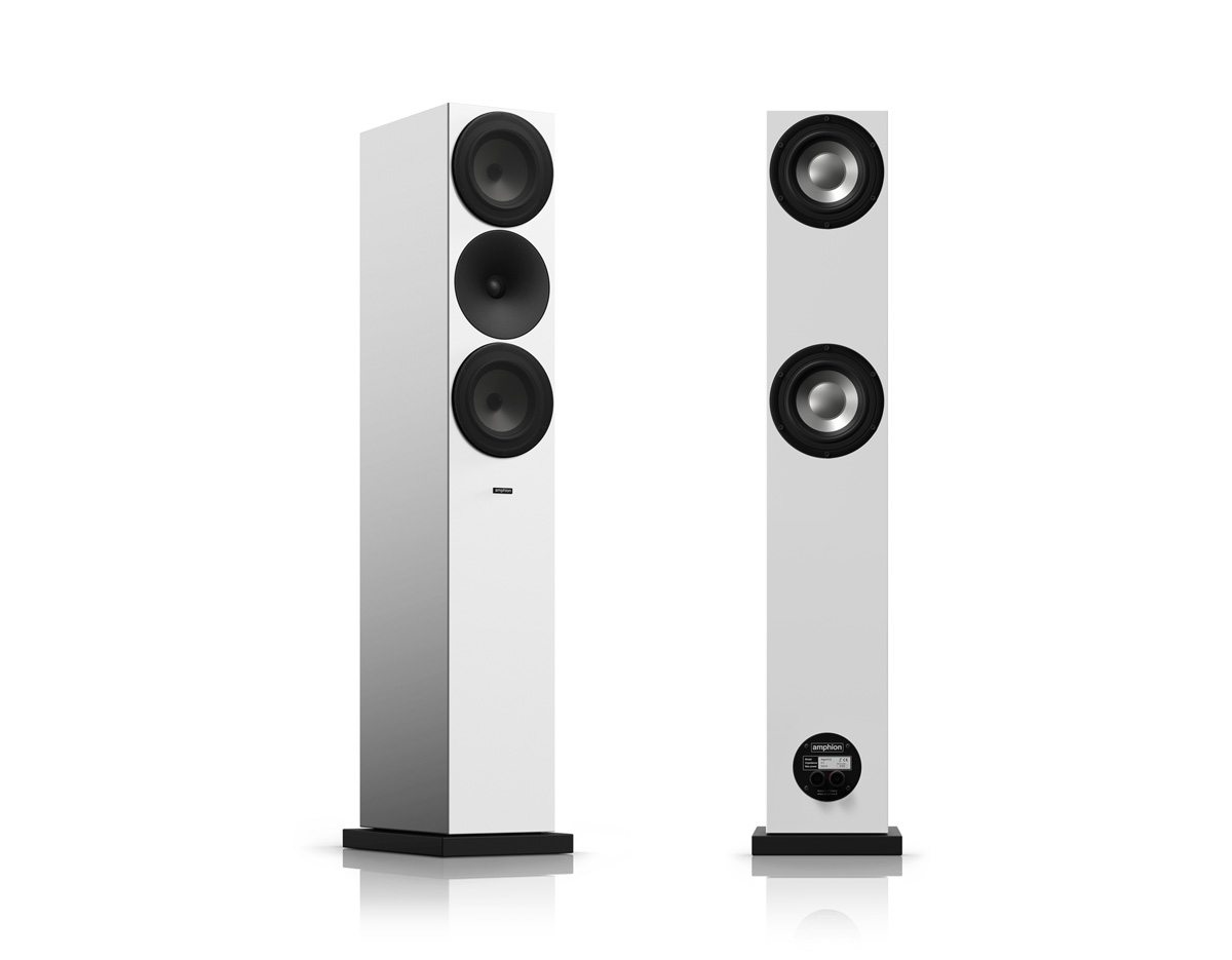 Amphion Argon7LS Standardwhite