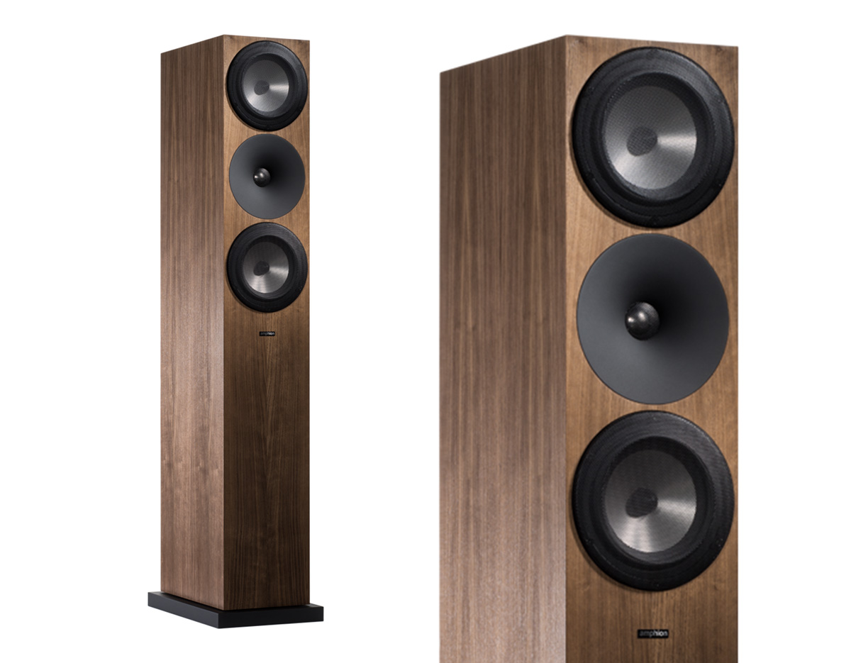 Amphion Argon7LS Walnut