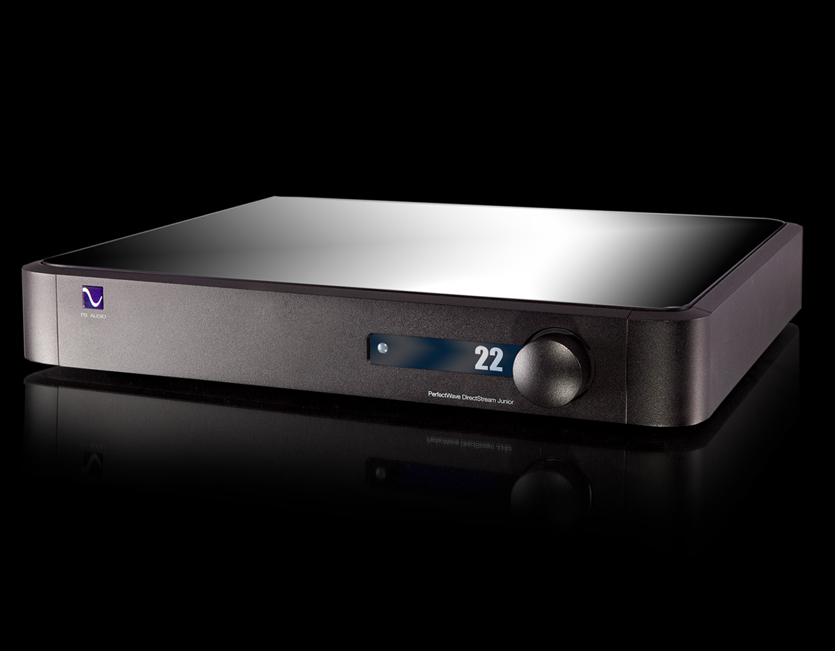 DIRECTSTREAM JUNIOR DAC BLACK