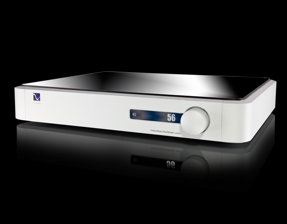 DIRECTSTREAM JUNIOR DAC SILVER