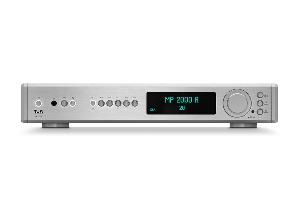 PA 2000 R Integrated Amplifier