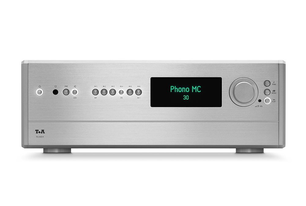 PA 2500 R Integrated Amplifier