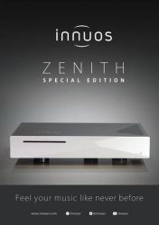 Innuos ZENith Special Edition Launch